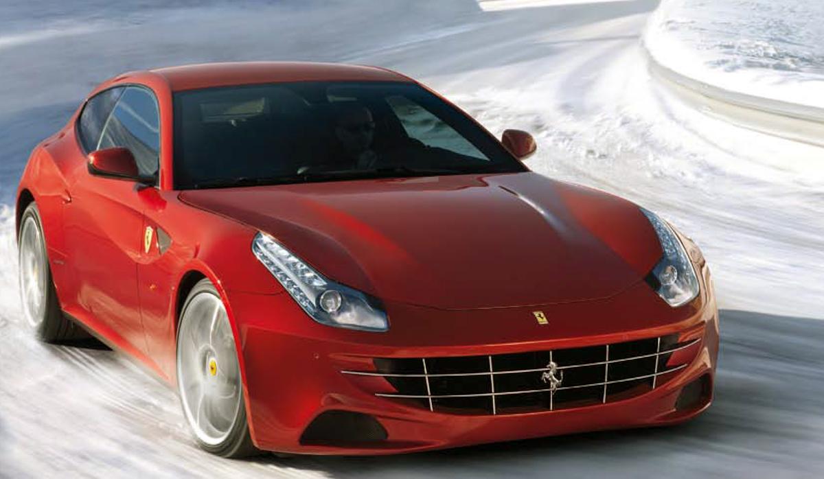 Auto Brochures Com Ferrari Car Pdf Sales Brochure Catalog